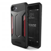 Защитный чехол X-Doria Defense Gear для iPhone 7/8 Space Grey